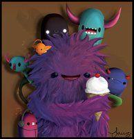 monsters by pronouncedyou