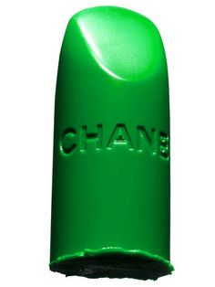 Not sure if Emerald lips are a go...but you can with Chanel