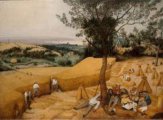 Pieter Bruegel de Oude - De Oogst 1565