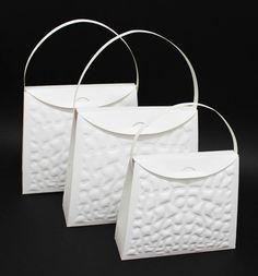Fibreform Crocodile Embossed Bags