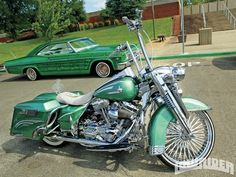 chicano harley davidson riders