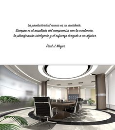 """""""La productividad nunca es un accidente. Siempre es el resultado del compromiso con la excelencia, la planificación inteligente y el esfuerzo dirigido a un objetivo."""" Paul J. Meyer"""