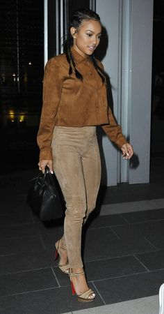 Cute Fashion Trends Ideas - Fashion Looks 2019 If there is one point that is constant, it is adjustment. And also adjustment is specifically the one point that is constant when it involves style. Cute Fashion, Trendy Fashion, High Fashion, Fashion Looks, Fashion Outfits, Womens Fashion, Fashion Trends, Fashion Ideas, Karrueche Tran