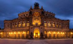 Germany Opera Tours 2016  Departure: May 10, 2016 - 12 Days Return: May 21, 2016  http://www.europeanoperatours.com/tour/sounds-of-east-germany/24