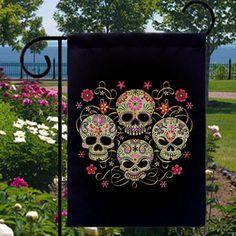 DotD garden flag!