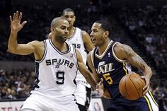 NBA Betting Preview: Parker Returns To The West-Crushing Spurs To Face Utah. www.betowi.com