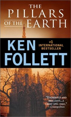 """""""The-Pillars-of-the-Earth..long read...but is it worth it! did you like it..."""" I have never read any of his books. Have you?"""