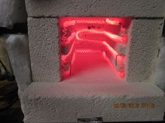 Home made heat treating oven
