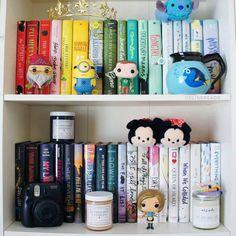 Shelfie, books, bookshelf, reading #amreading #bookstagram