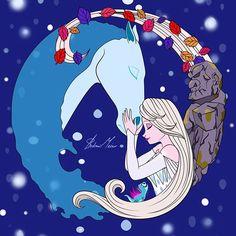 Elsa Frozen, Frozen Film, Frozen Art, Disney Frozen, Disney Pixar, Walt Disney, Jelsa, Art Pictures, Art Images