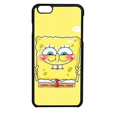 FR23-Spongebob And Patrick Best Friend Fit For iPhone 6 Case Hardplastic Back Protector Framed Black FR23 http://www.amazon.com/dp/B018RVXOWY/ref=cm_sw_r_pi_dp_nOOxwb046HJB0