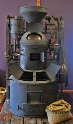Welcome to Luwak Coffee - industrial strength coffee roaster