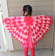diy no sew costume wings for pj masks costume owlette