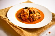 Easy Kerala Fish curry with Coconut milk