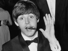 I got: Paul! Which Beatle are you?