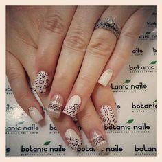 #nails #nailart #squared #nude #polish - bellashoot.com