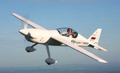 Avion desenvolvido por universidad publica brasileña quiebra records