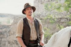 Josh Hartnett, Movie Trailers, Fantasy Characters, Cowboy Hats, Bring It On, Hipster, Hollywood, Costumes, Film