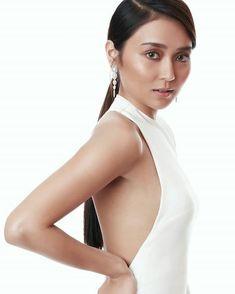 Filipina Actress, Filipina Beauty, Daniel Padilla, Kathryn Bernardo, Anime Girl Cute, Asian Beauty, Editorial Fashion, Camisole Top, Stylists