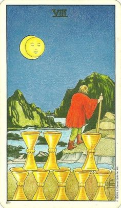 8 of Cups
