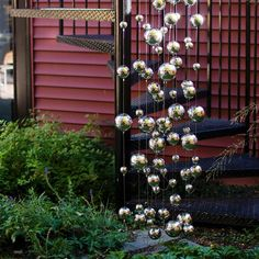 If only it didn't rain here 24/7   I would love these Stella Indoor/Outdoor Chains in my garden
