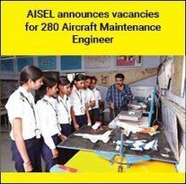AISEL announces vacancies for 280 Aircraft Maintenance Engineer