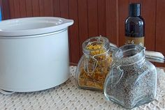 Eco-Kids Tuesday Feature - Healing and Relaxing Infused Oil at Jo's Health Corner