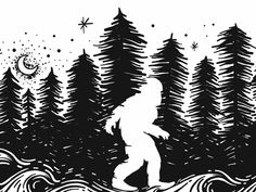 Image result for sasquatch Classic Monsters, Image