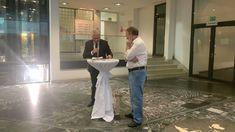 Gazmend Freitag - Mein Linz! Eröffnung durch Bürgermeister Klaus Luger, ... Linz, Friday