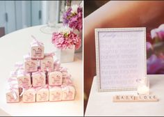 Cute saying with scrabble letters and candle
