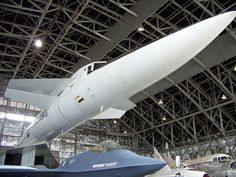 North American XB-70 Valkyrie:  2 built, one crashed.  The only one available can be seen at Wright Patterson US AF Museum in Dayton, OH.