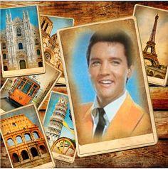 Photo of elvis mon préfère monica for fans of Elvis Presley.