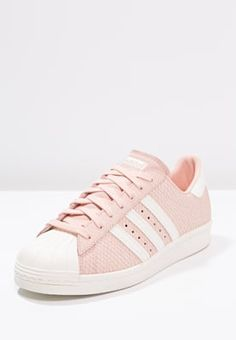 adidas Originals SUPERSTAR 80S - Sneakers laag - blush pink/offwhite - Zalando.nl