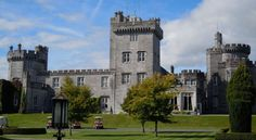 O'Brien Castle in Ireland:)  Part of my family history, so it's definitely a must-see.