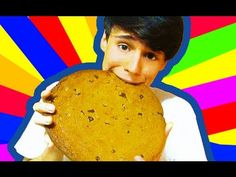 ★ MY GIANT COOKIE ★ - YouTube