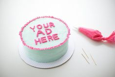 Use a toothpick and small dots to *flawlessly* write on cakes. See the directions here. http://cococakeland.com/tutorials/sugary-type-write-cake/