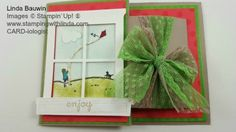 Linda Bauwin - CARD-iologist Helping you crate cards form the heart.   Check out the 2016 Occasions Catalog and Sale-a-Bration www.stampingwithlinda.com