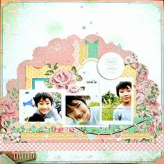 Kaisercraft - Tea Break - Kaori Fujimoto