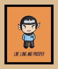 I love Spock