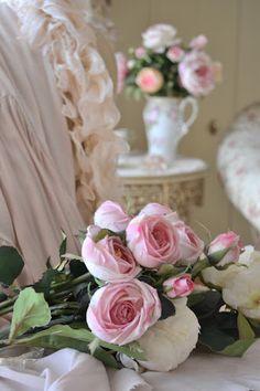 Beautiful and romantic Roses