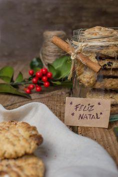Frango do Campo: Bolachas de aveia para o Natal