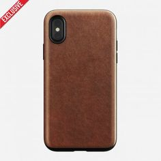 Husa piele iPhone X Nomad, Rugged Case, piele Horween importata din SUA! Iphone 8, Iphone Cases, Geometric Rug, Leather Working, Best Brand, Leather Case, Apple Watch, Mens Fashion, Rugs