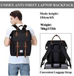 Laptop Backpack, Travel Backpack, Leather Briefcase, Leather Bag, Canvas Laptop Bag, Work Handbag, Shoulder Bags For School, Messenger Bag Men, Gym Bag