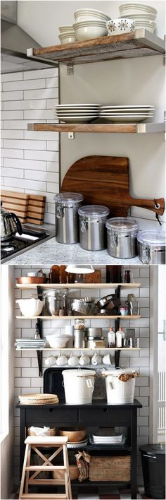 16 Easy and Stylish DIY Floating Shelves & Wall Shelves - Page 2 of 2