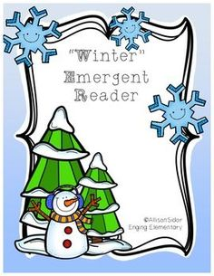 "This is a short emergent reader about winter that focuses on the sight words ""in,"" ""the,"" ""I,"" ""see,"" and ""a."" Graphics are in black and white so children can color them in after they read.   Easy to put together, just print, cut and staple.   I'd appreciate any ratings or comments."