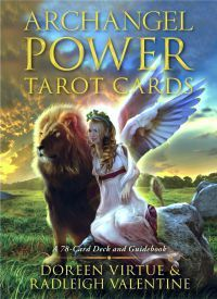 Previously published as Archangel Power Tarot Cards by Doreen Virtue and Radleigh Valentine. You'll feel driven to move forward with positive life changes, with the help of the archangels who guide you in the Archangel Power Tarot Cards. Doreen Virtue Cards, What Are Tarot Cards, Sensitive People, Highly Sensitive, Tarot Cards For Beginners, Tarot Learning, Tarot Card Decks, Angel Cards, Tarot Readers