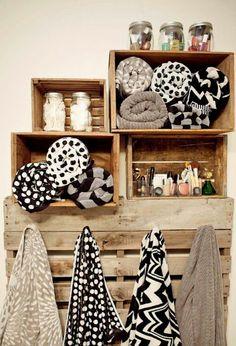 EN MI ESPACIO VITAL: Muebles Recuperados y Decoración Vintage: Decoración de reciclaje {Decoration with recycled elements}