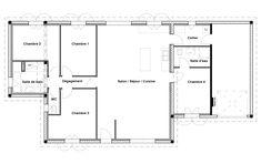 9 Meilleures Images Du Tableau Plans Maison Plan Maison