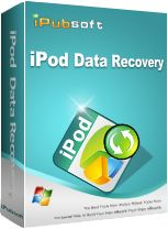20% Off - iPubsoft iPod Data Recovery Discount Coupon Code. Support for iPod touch, iPod touch 4, iPod Shuffle, iPod Nano 3/4/5/6, and iPod Classic. Be capable of restoring up to 12 file types from iPod. Allows you to preview what you lost and recover them selectively.