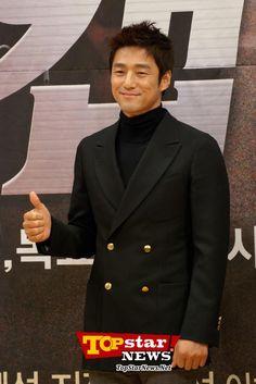 지진희(JI Jin Hee), '부탁해요 캡틴 화이팅'